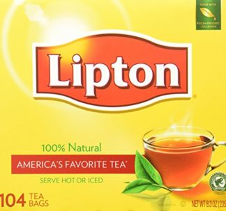 Lipton® Tea (Box of 104)