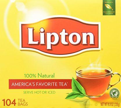 Lipton® Tea (Box of 104)