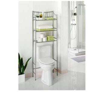 Sohl Furniture Bathroom Space Saver Shelf