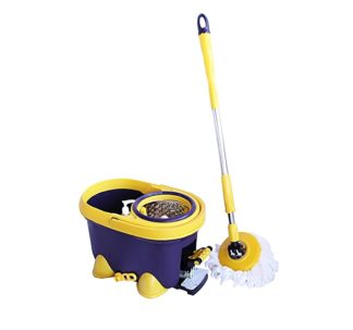 Mechanical Spin Mop