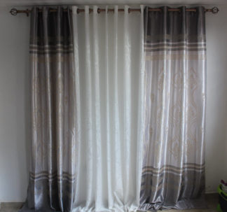 Ashcroft 3 set curtain