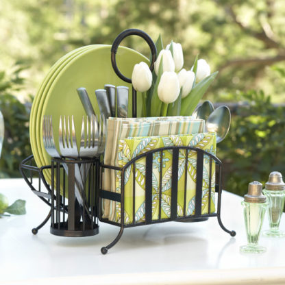 Mesa Delaware Collection Picnic Caddy