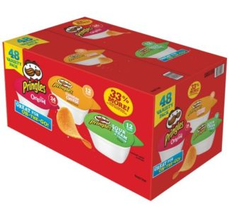 Pringles Snack Stacks Variety Pack (48 ct.)