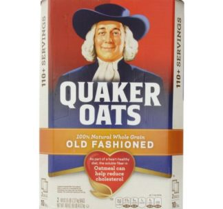 Quaker oats, old fashioned