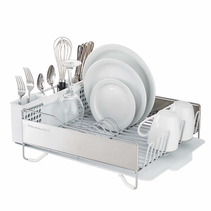 Kitchenaid Classic 3 Piece Dish Rack Set Nortram Retail