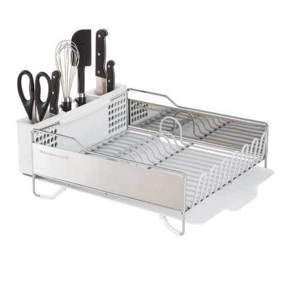 KitchenAid White Dishrack