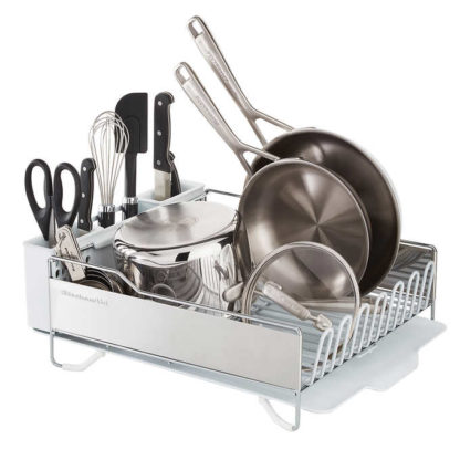 KitchenAid White Dishrack