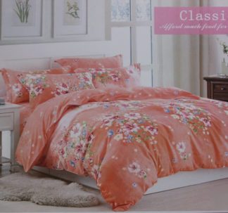 L'orange Bed sheet - Queen size