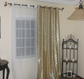 Aina 2 set Window Curtains