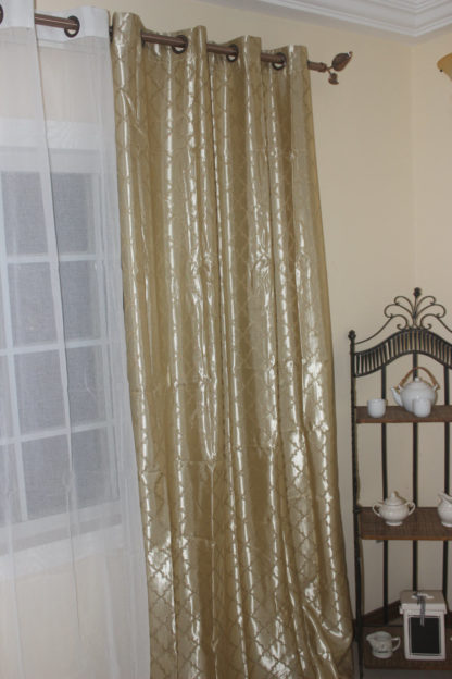 Aina 2 set Window Curtains