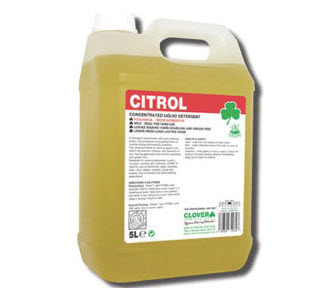 Citrol Lemon Washing Up Liquid