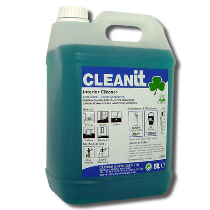 Clover CleanIT - Interior Cleaner