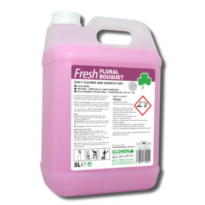 Fresh Floral Bouquet Daily Cleaner & Disinfectant