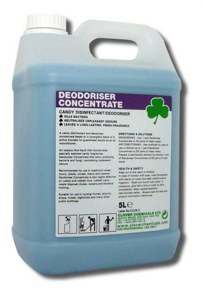 Fresh Deodoriser Concentrate Candy Disinfectant Deodoriser