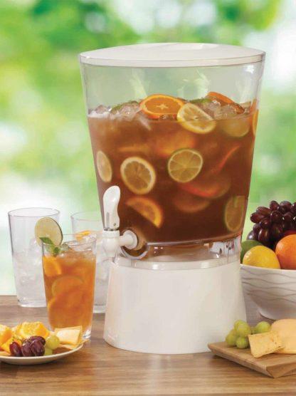 Creativeware Beverage Dispenser 3.5 Gallons