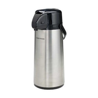 Crestware Glass Lined Hot & Cold Beverage Dispenser -2.2L