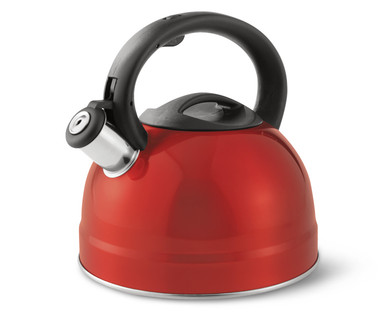 Crofton Tea Kettle - 2.4L Red
