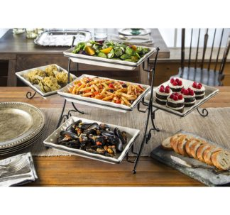 Berkley Jensen 5-tier buffet server