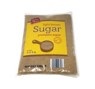 Baker's corner light brown sugar