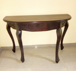 Ermonte 120cm Hand Carved Console Table