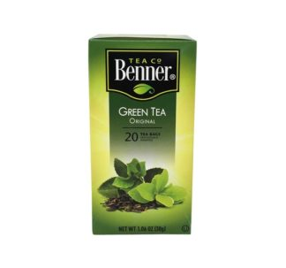 Benner Green Tea - 20 pieces