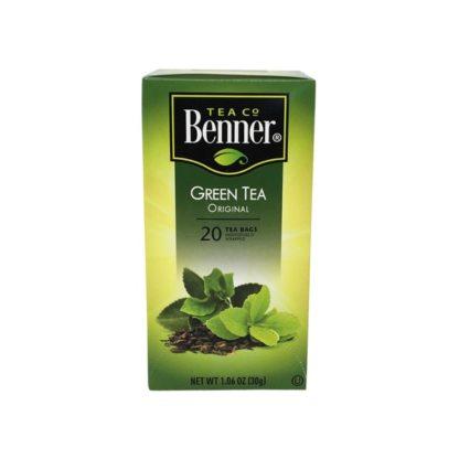 Benner Green Tea - 20 pieces