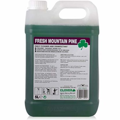 Fresh Mountain Pine – Daily Cleaner & Disinfectant