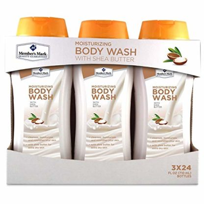 Member's Mark Moisturizing Body Wash with Shea Butter