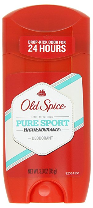 Old Spice High Endurance Antiperspirant Deodorant - 85g, 4 Pack