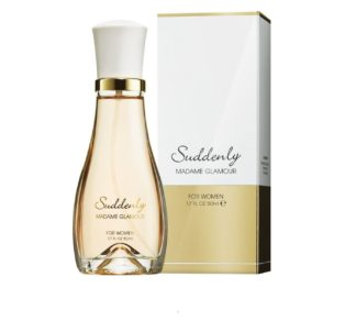 Suddenly Madam Glamour. For women. 50 ml. Eau de Parfum.
