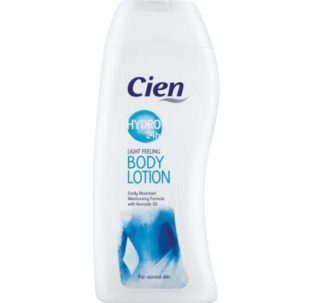 Cien Body Lotion with Avocado Oil - 500ml