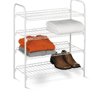 Easy Home 4-tier Shelf
