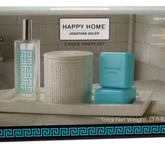 Jonathan Adler Happy Home 5 Piece Vanity Set