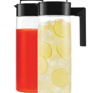 Takeya 1.9Litres Airtight Pitcher Shatterproof & Leakproof - 2 Pack