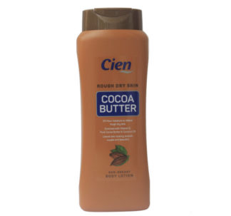 Cien Cocoa Butter Body Lotion , Non-Greasy - 500ml