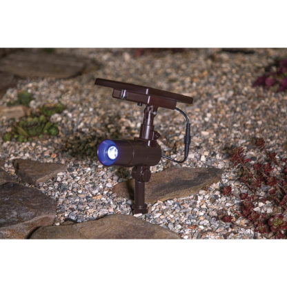 Berkley Jensen 50-Lumen Color-Changing Spotlight - Set of 2.