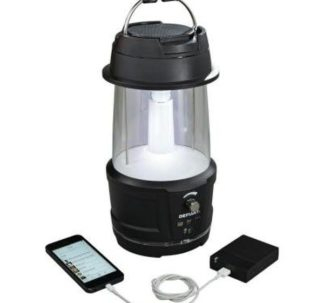 200 Lumens LED Lantern with Bluetooth Technology by Defiant