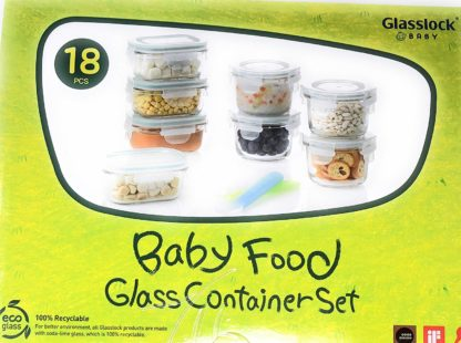 GlassLock Baby Food Containers1