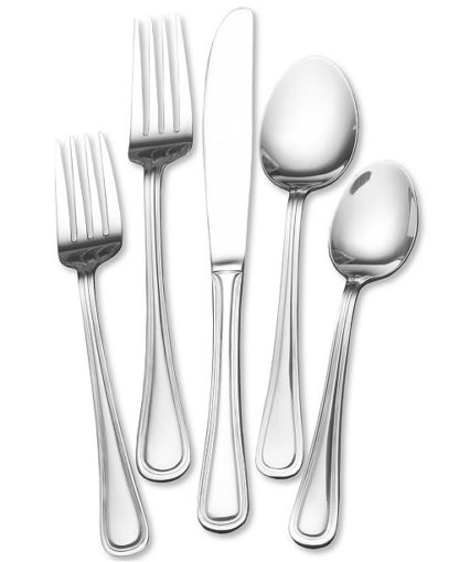 Towle Everyday 20-Piece Stainless Steel Cutlery Set