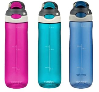 Contigo AutoSpout Leak Proof Bottles - 3 pack
