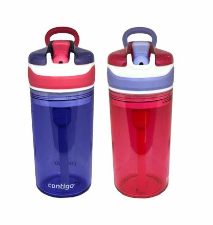 Contigo Kids 2 and 1 Snack Hero Kids Tumbler and Snack Cup- 385 ml - 2 pack