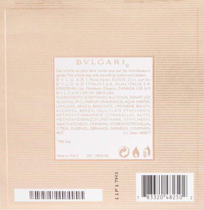 BVLGARI AQVA DIVINA - 65 ml