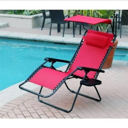 Berkley Jensen Oversized Zero Gravity Lounger