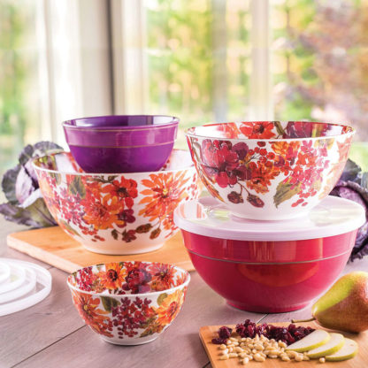 Member's Mark Melamine 10-Piece Mixing Bowl Set
