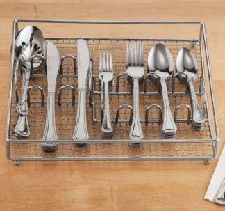 Gibson Elite 65 pcs South Bay Flatware Set