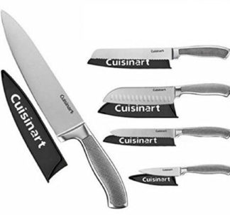 Cuisinart 5-piece German Stainless Steel Knife Set
