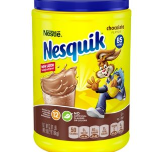 Nestle Nesquik Chocolate Flavored Milk Powder - 1.18kg