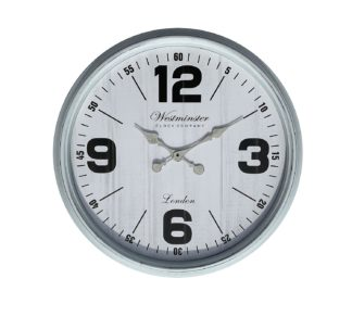 "Westminister Oversized 30"" Wall Clock"