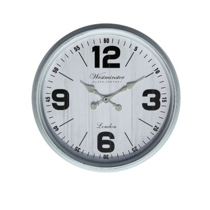 """Westminister Oversized 30"""" Wall Clock"""