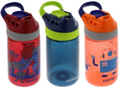 # Contigo Autoseal Gizmo Water Bottles, 414ml Kids